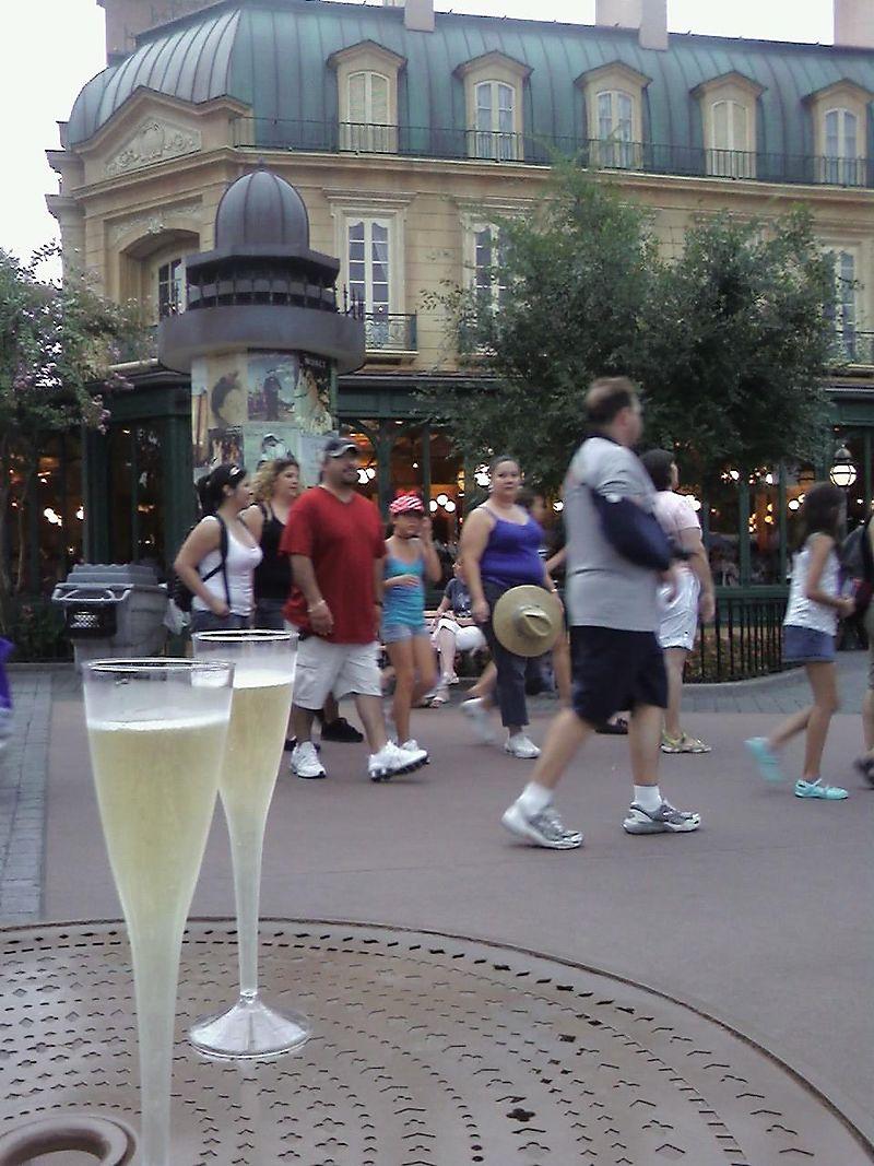 In France!