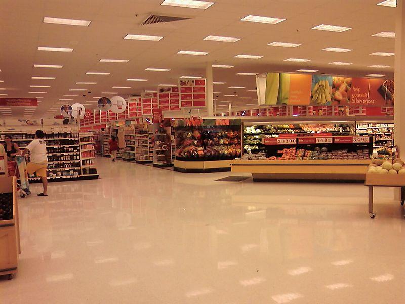 Super Target!