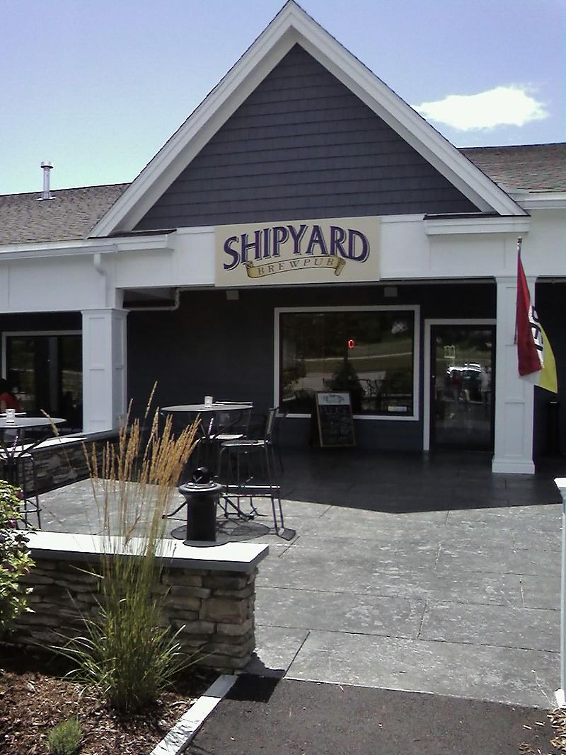 Strip Mall Shipyard